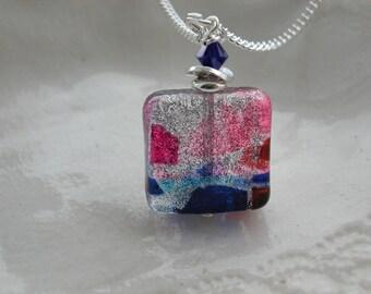 Sparkle Murano Glass Necklace