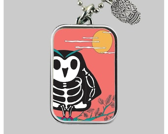 Pendant iwl Day of the Dead