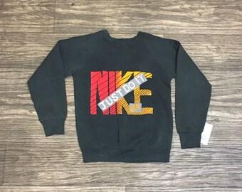 90s Nike Bootleg Sweat Shirt