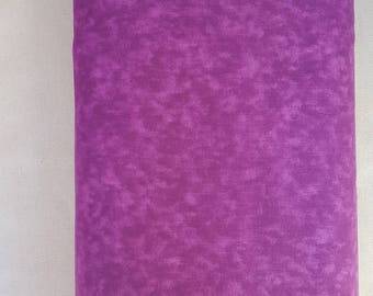"Fuchsia Blender 108"" wide back 100% cotton fabric"