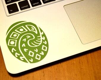 Heart of Te Fiti - Mini Sticker