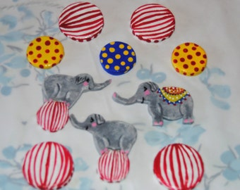 Circus Party Decorations Set