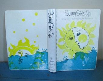 Vintage 1980 Fort Lauderdale Florida Cookbook - Food and Wine - Sunny Side Up Cookbook - Junior League of Fort Lauderdale