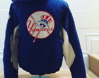 Vintage Yankees Starter Jacket XL