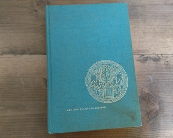Modern British Poetry edited by Louis Untermeyer