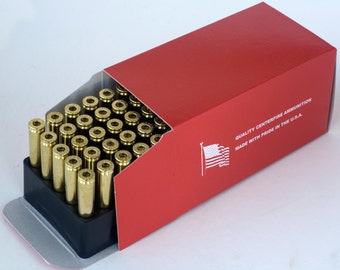 223/5.56 Once Fired Mixed Brass Cases Deprimed, Climp Removed and Polished 50, 100,  150, or 200 Count Boxed