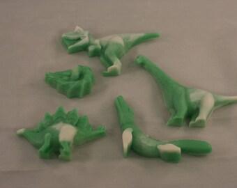 dinosaur soap set glycerin soap kids soap