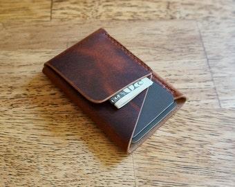 Doublecross Minimalist Wallet (Mesa)