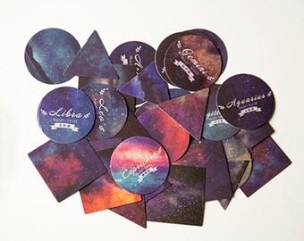Planner Stickers Scrapbooking Stickers Die Cut Stickers Paper Deco Sticker Stamp