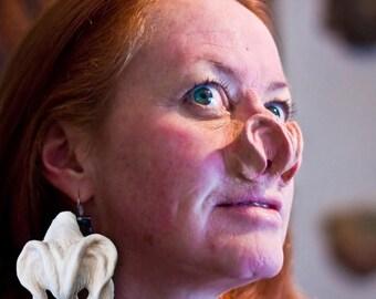Vampire Nose Prosthetic