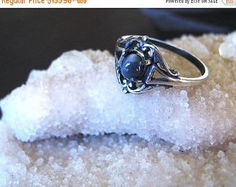 MothersDaySale Rare Alexandrite Color Change Ring 100% green blue grey Catseye Effect handmade 1/2 sizes 3 4 5 6 7 8 9 10 11 sterling silver