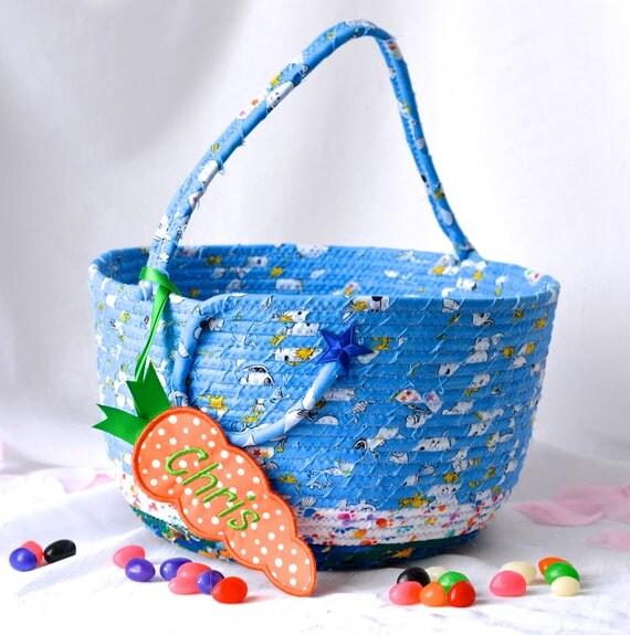 Boy Game Basket, Handmade Easter Basket, Boy Easter Bucket, Lego Storage, Toy Bucket, Stuffed Animal Bin Storage