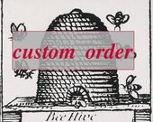Custom Order for Marie: 2 petticoats, colonial, 18th century, linen, custom made