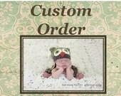 Custom Order - Wool Longies