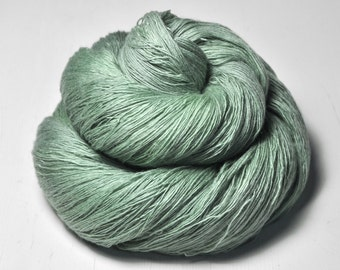 Sea grass in the sun -  Merino/Cashmere Fine Lace Yarn