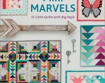 Moda All Stars Mini Marvels Quilt Pattern Book