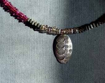 Sterling Silver And Gemstone Jewelry Handmade By
