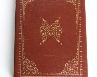 Aesop's Fables • Munro Leaf • Easton Press • Leather Book • Illustrated • 1979