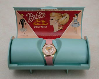 1964 Ponytail Barbie Watch