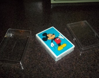 Vintage Mickey Mouse Card Game Still sealed, never been used