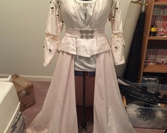 OUAT Snow White Inspired Costume