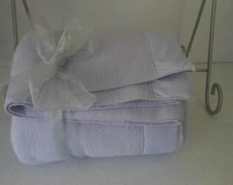 USA Blanket Acrylic Lavender M Stewart