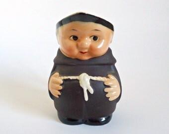 Goebel Friar Tuck Monk Creamer West Germany Hummel