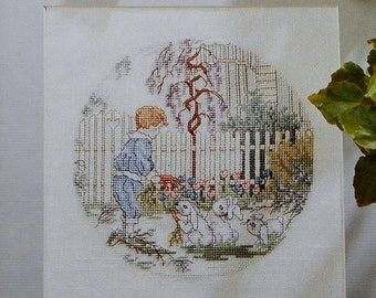 50%OFF Frankie Buckley YESTERDAY'S Children Memories By Leisure Arts - Counted Cross Stitch Pattern Chart - fam