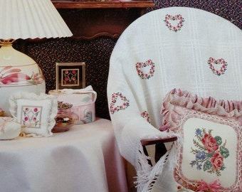 50%OFF Rosemary Drysdale ROSES & ROSE Buds Stoney Creek Collection - Counted Cross Stitch Pattern Chart