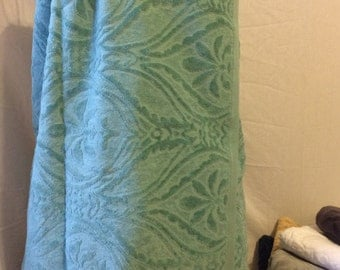 Textured Adult Spa Towel Wrap / Personalized / Choose Color / Shower Gift / Holiday Gift / Wedding Gift