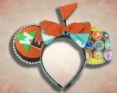 Boy Scout Mouse Ears w/ Bow