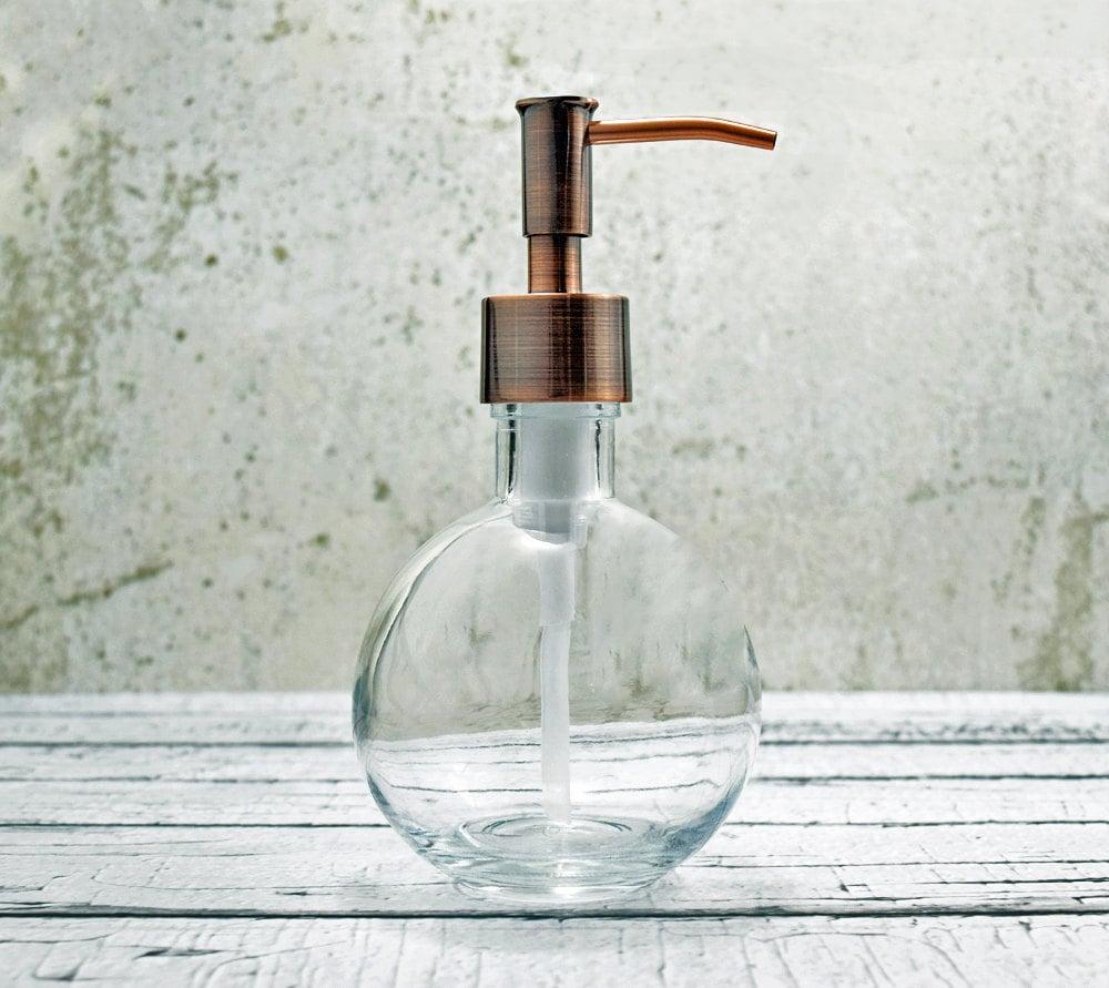 Small Soap Dispenser Unique Bathroom Decor Bathroom