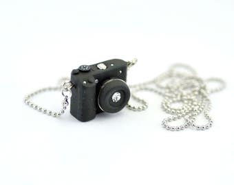 Personalized necklace Sony A6000 Camera miniature / personalized gift /personalized necklace