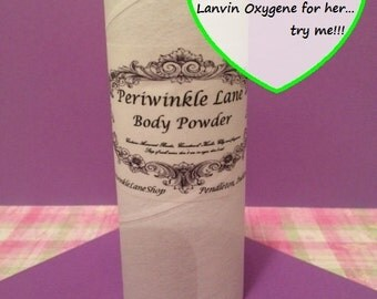 Lanvin Oxygene type Body Powder
