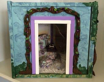 Custom Made Room Box 1 inch scale