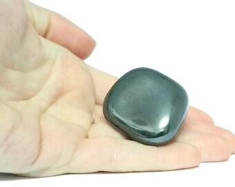 Hematite Large Tumbled Stone