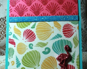 Sea Shell Card for Any Occasion