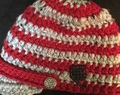 Custom hat for Joan