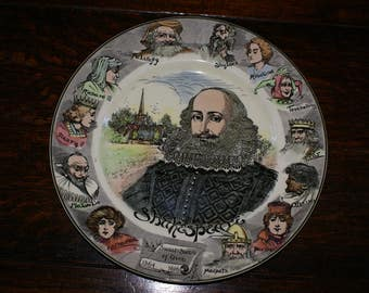 ROYAL DOULTON SHAKESPEARE Plate