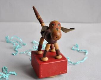 Wakouwa Pop Up Toy Dog - Made in USA