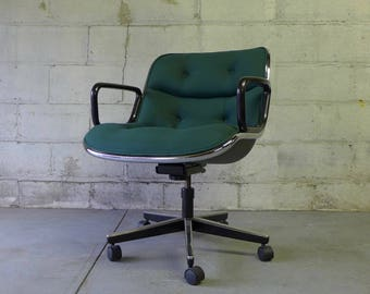 Mid Century Modern KNOLL Office CHAIR