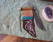RESERVED FOR JJAY_ROSE - Custom Word of the Year Gypsy Altar Prayer Flag