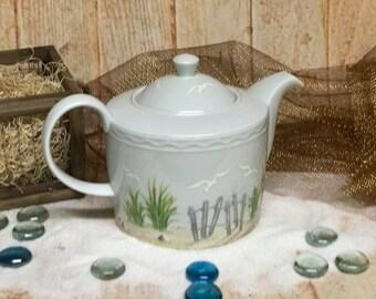 Seashore Teapot