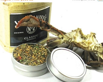 HOLIDAY SALE Bay Mustard Seafood Blend (2 oz.)