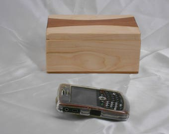 Iphone storage box