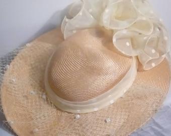 Sonni Hat Straw Hat