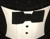 Cake Pop Cake stand Tuxedo Theme/Topper Centerpiece display/Party/Table Decoration