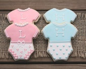 Baby Shower Favors // Gender Reveal Favors // Baby Girl Outfit // Baby Boy Outfit