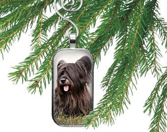 Skye Terrier Dog Ornament