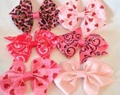 Pinwheel Hairbows/Baby Hairbows/Girls Hairbows/ Boutique Hairbows